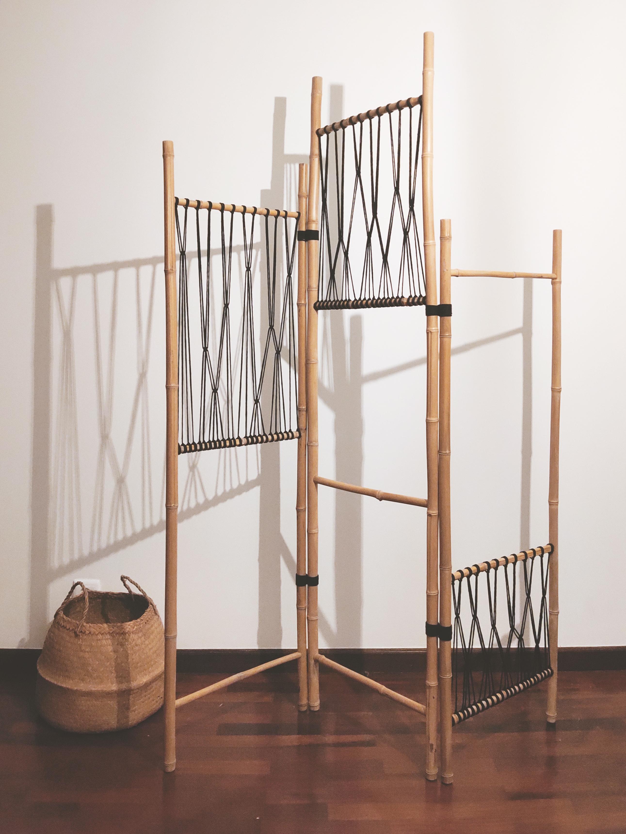 Bamboo Biombo