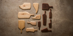 Tábuas de Cortar e Servir | Cutting boards