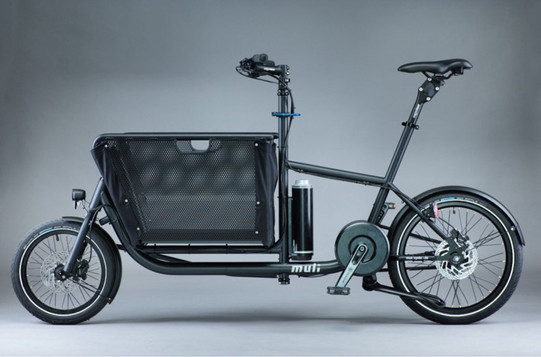 e-Muli Electric Cargo Bike