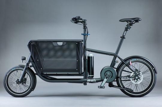 e-Muli Electric Cargo Bike