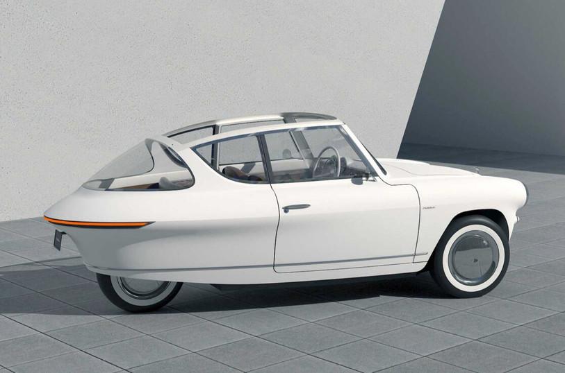 Nobe 100 GT Convertible