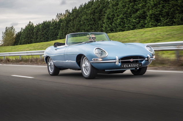 Electric E-Type