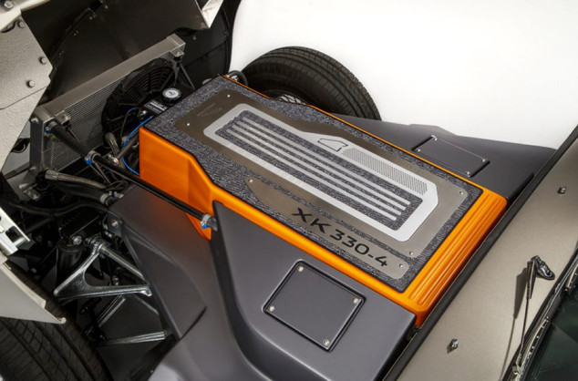 E-Type Motor