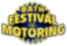 Bath Festival of Motoring logo