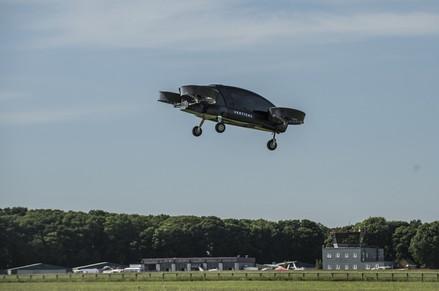 Vertical Aerospace e-VTOL