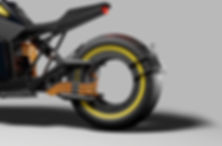 Verge Hubless Electric Motorcycles