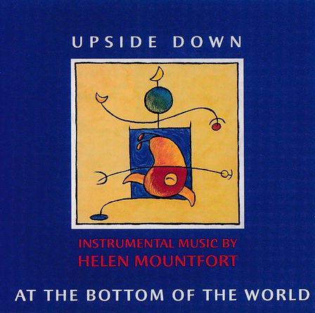Helen Mountfort imstrumental music album cover