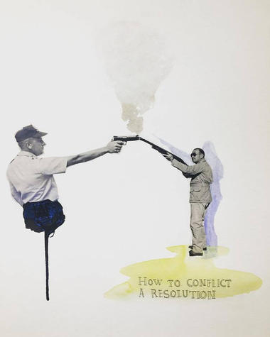 How to Conflict a Resolution