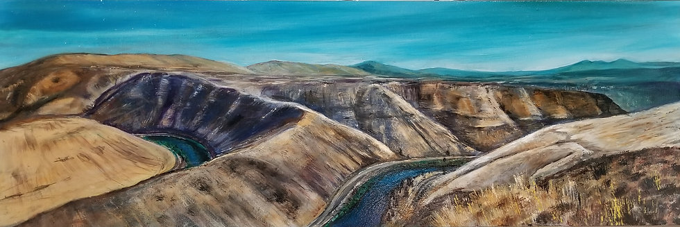 Vision Quest, Yakima Canyon