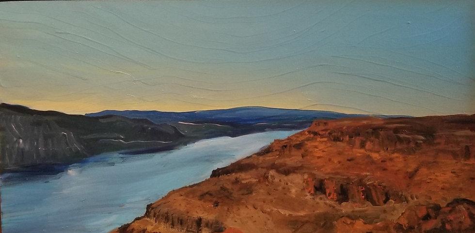 Columbia River, Vantage WA