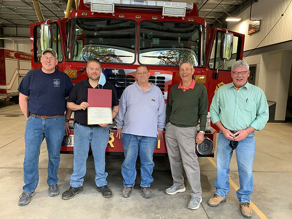 United Fire Company Open House May 14 20