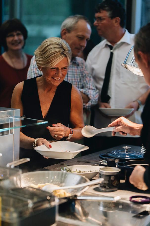 Foto: © Leander Brandstädt -Live Cooking - Bauhaus Museum