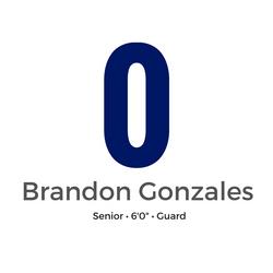 0 - BRANDON GONZALES