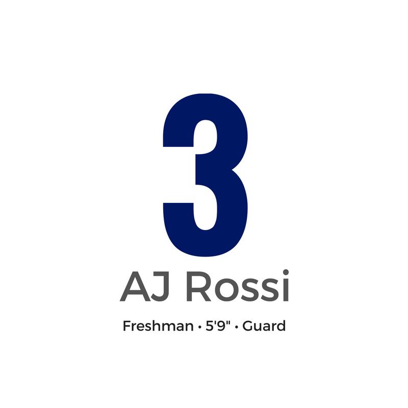 3 - AJ ROSSI