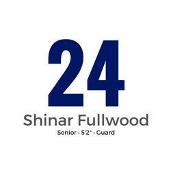 24 - SHINAR FULLWOOD