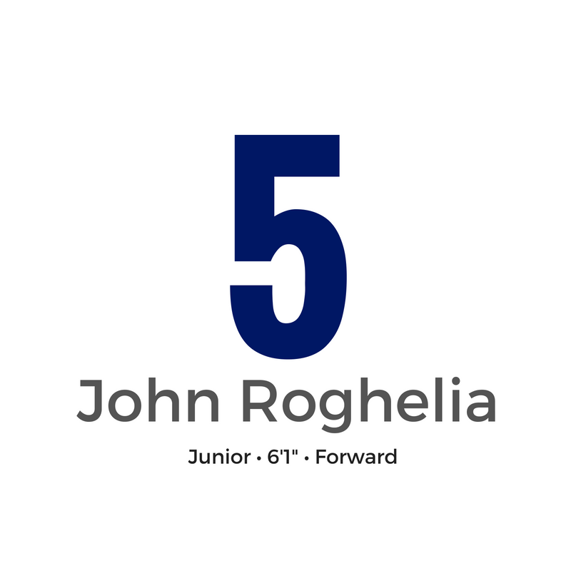 5 - JOHN ROGHELIA