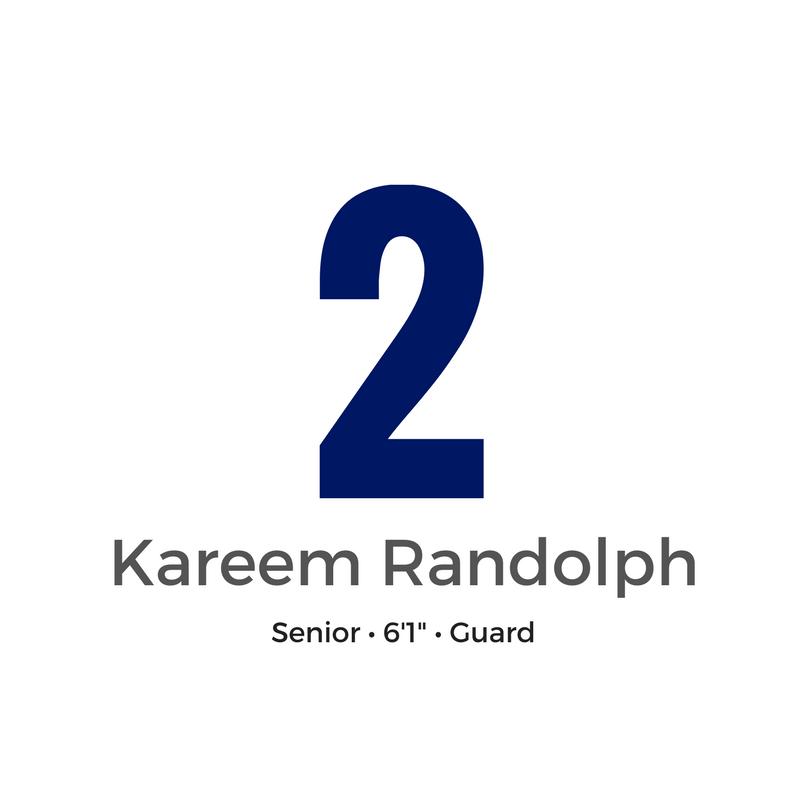 2 - Kareem Randolph
