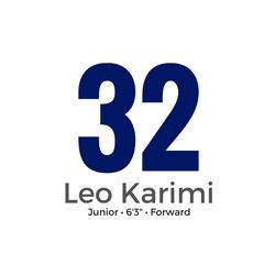 32 - LEO KARIMI