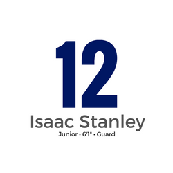 12 - Isaac Stanley