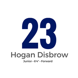 23 - HOGAN DISBROW