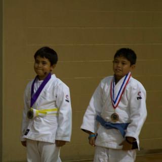 Tyrus Sejona 2nd place