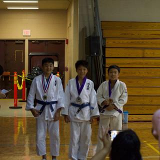 Tyler Ishikawa 3rd place