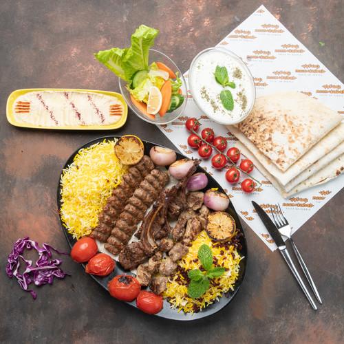 Meat Mix Platter