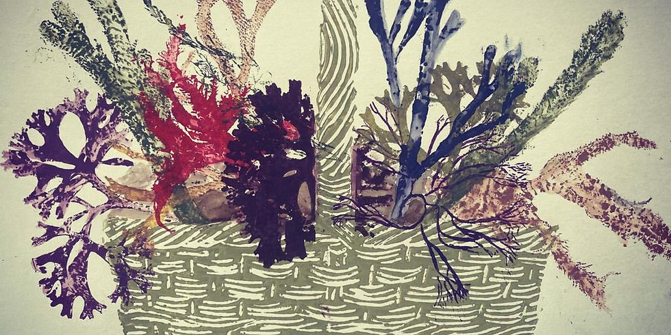 Botanical Mono Printing with Jenny Samuels