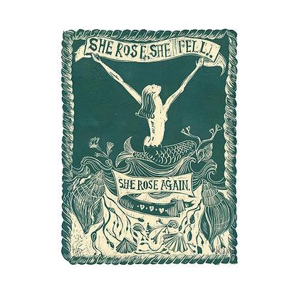 6 x Mermaid Gift Card