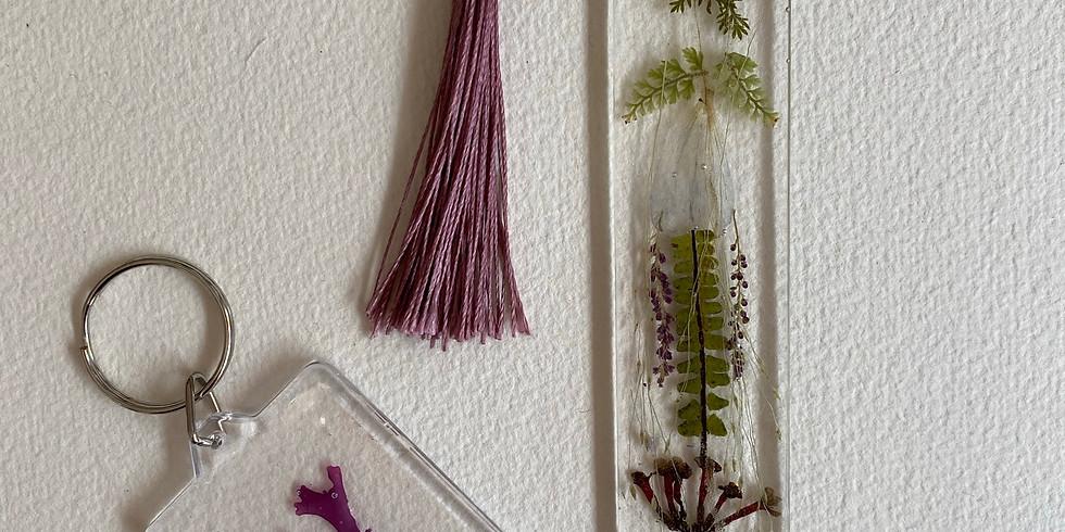 Resin Botanical Workshop with Jenny Samuels