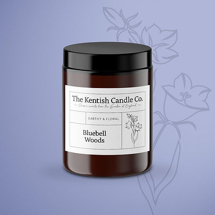 Bluebell Woods Candle from The Kentish Candle Company