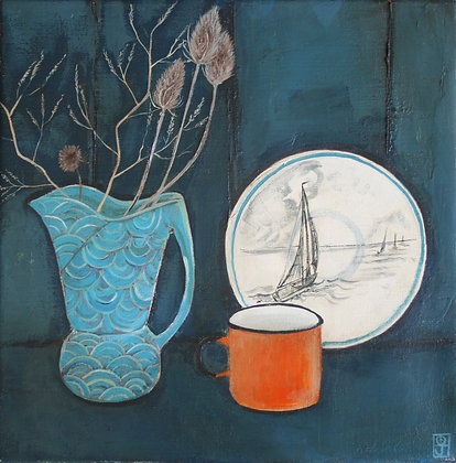 """""""Studio Shelf"""" by Jo Oakley"""
