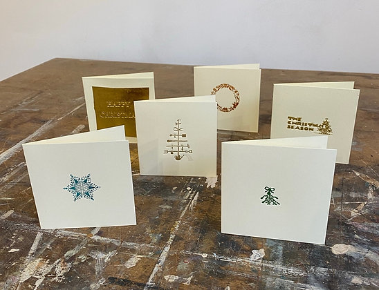 Christmas Cards - 6 Pack made by Jenny Samuels