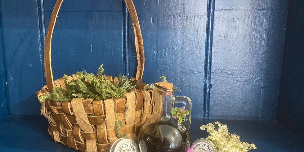 Herbs for Health with Made by Hand Herbals