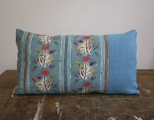 Seedheads Cushion from Nice Work Vintage