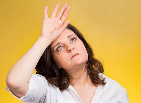CALORES DA MENOPAUSA: COMO TRATAR OS FOGACHOS?