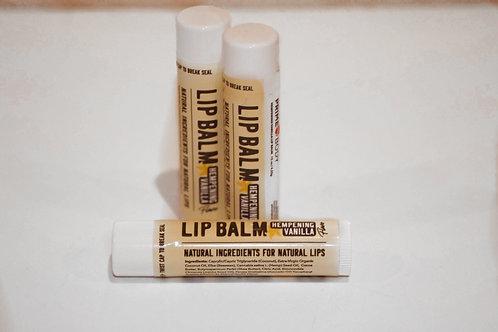 Hemp Vanilla Lip Balm