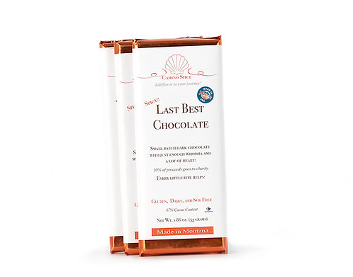 Last Best Chocolate