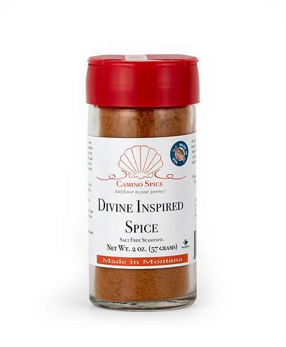 Divine Inspired Spice