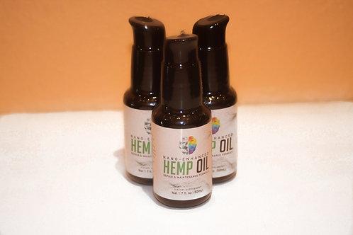 Large Hemp Oil