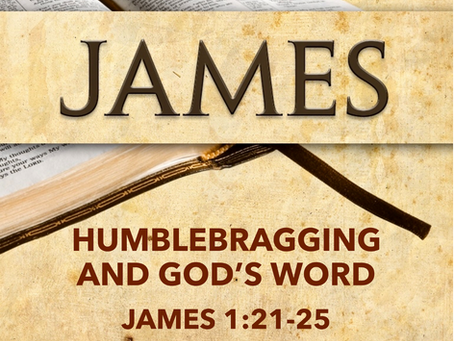 Humblebragging and God's Word