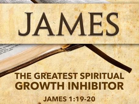 The Greatest Spiritual Growth Inhibitor