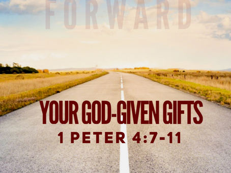 Your God-Given Gifts