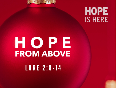Hope from Above
