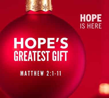 Hope's Greatest Gift