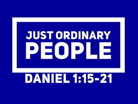 Just Ordinary People