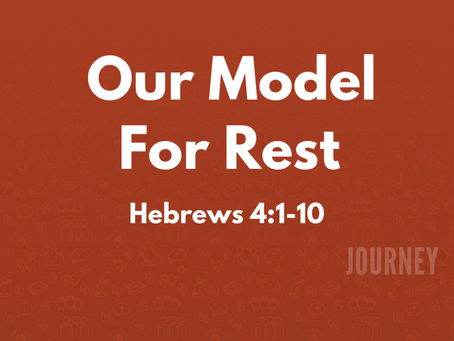 Our Model for Rest