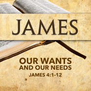 Our Wants and Our Needs