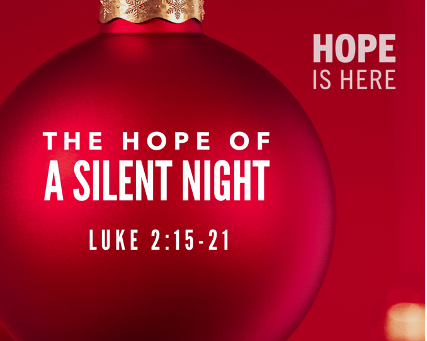 The Hope of a Silent Night