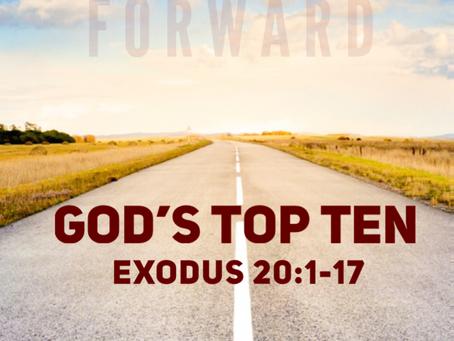 God's Top Ten